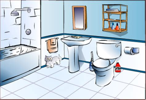 bathroom cartoon pictures toxmystery text version learning about chemical