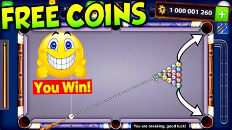 8 Ball Pool Giveaway - how to get free coins in 8 ball pool 1 billion coin giveaway no hackcheat nine hacks