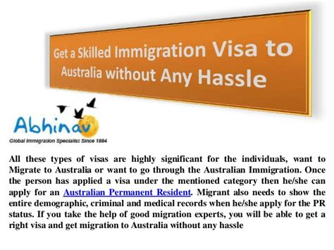 Australia Eta Criminal Record Get A Skilled Immigration Visa To Australia Without