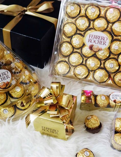 ferrero rocher christmas moments a side of vogue