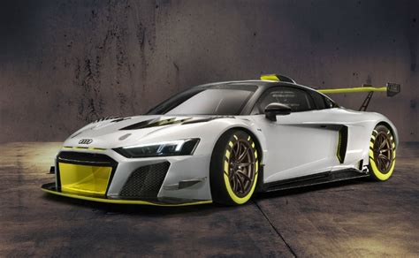 audi  lms gt   debut   goodwood