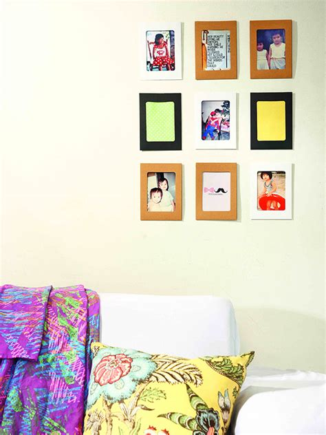hanging prints without frames 5 easy ways to hang multiple photos rl