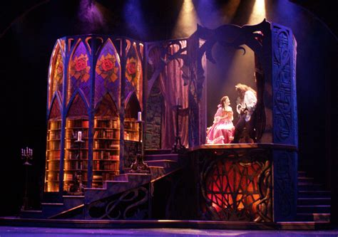 what town is beauty and the beast set in gateway playhouse set rentals beauty and the beast