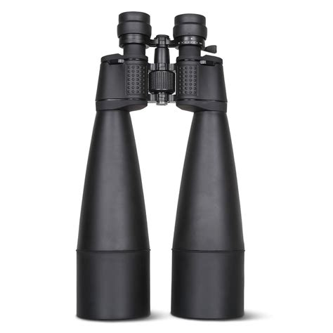 the best compact zoom binocular the 144x powerful zoom binoculars hammacher schlemmer