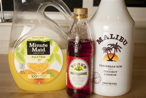 mix with malibu rum malibu a year of cocktails