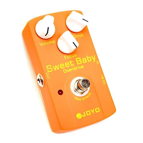 joyo jf 36 quot sweet baby quot a low gain overdrive effect guitar reverb