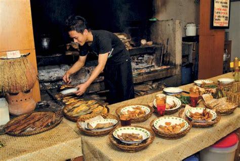 desain gerobak nasi uduk makan ngariung di nasi bancakan wisata kuliner