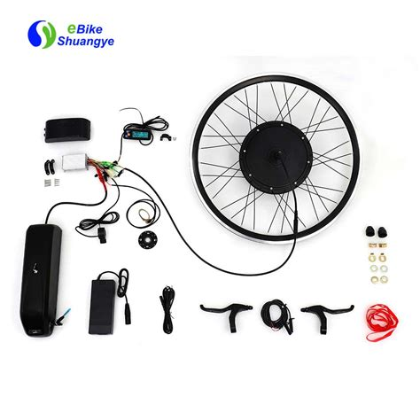 best electric bike kit best electric bike conversion kit 500w shuangye ebike