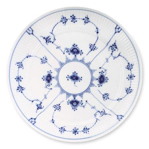 Royal Copenhagen Geschirr by Royal Copenhagen Blue Fluted Plain Dinnerware Williams