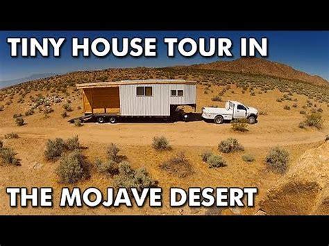 talya s tiny house tour youtube tiny house tour in the mojave desert youtube