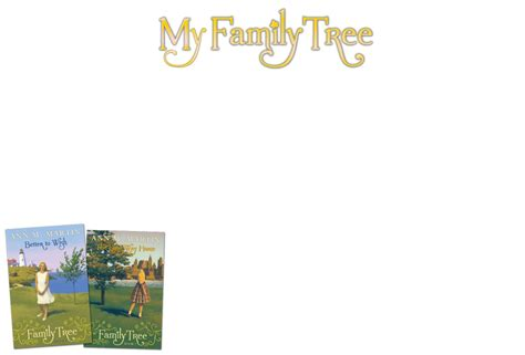 scholastic printable family tree family tree