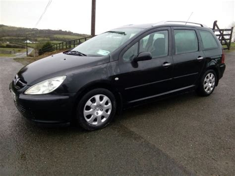 peugeot 307 7 seater for sale peugeot 307 7 seater diesel for sale in bailieborough