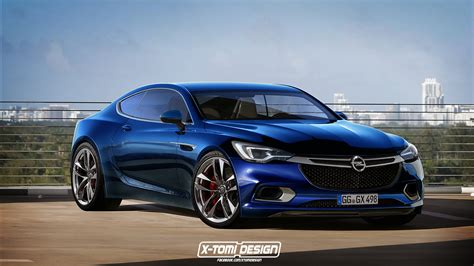 Opel Calibra by Buick Avista Puts An Opel Suit On Uses Calibra Moniker