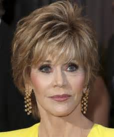 60 hairstyles fonda jane fonda s short haircuts for women over 50 hairstyles