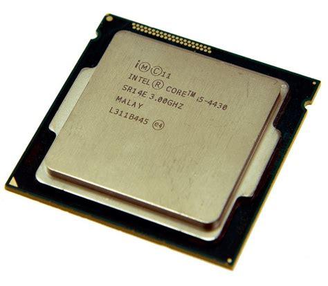 Intel I5 Sockel by Intel I5 4430 3ghz Socket 1155 Reviews And Ratings Techspot