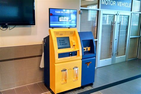 mesa county motor vehicle mv express self service kiosk for registration renewals