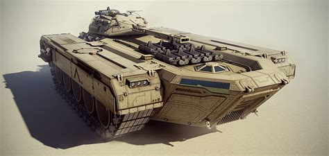 future military vehicles concept tanks concept tank carrier by boogotti concept