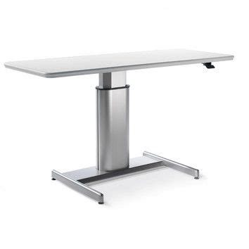 Steelcase Airtouch Desk by Airtouch Adjustable Height Laminate Worksurface