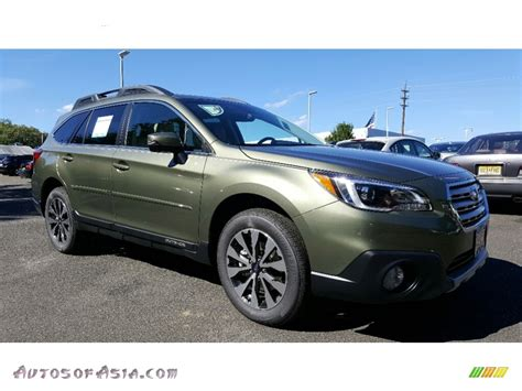 subaru wilderness green 2017 2017 subaru outback 3 6r limited in wilderness green
