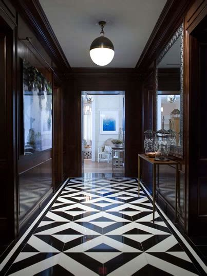 Deco Floor Patterns by The Styled Not Just Another Floor Pattern