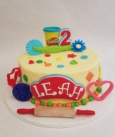 Dun Doh Birthday Cake play doh cupcakes abby play doh plays and play doh