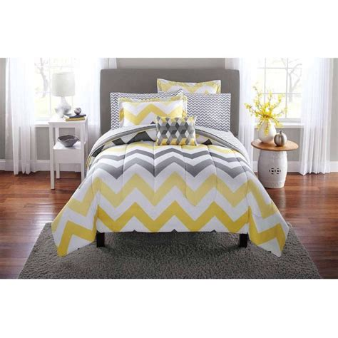 25 best ideas about grey chevron bedding on