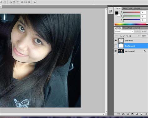 cara editing foto dengan photoshop cs5 cara meng edit foto menjadi efek kartun dengan photoshop