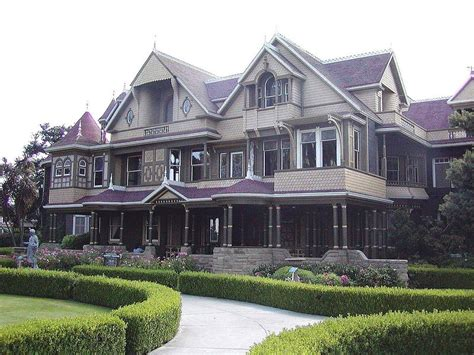 the winchester mystery house the winchester mystery house