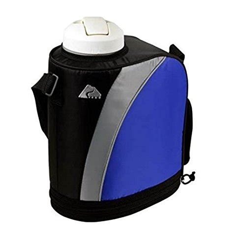 hydration jug with insulated wrap ozark trail 1 gallon hydration jug with insulated wrap and