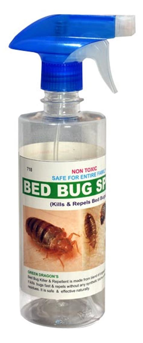 buy bed bugs buy bed bug repellent spray from green dragon home