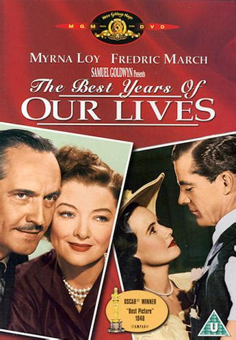 nedlasting filmer the best years of our lives gratis best years of our lives import sv text dvd discshop se