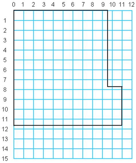 layout grid paper how to determine t channel positioning for a suspended ceiling