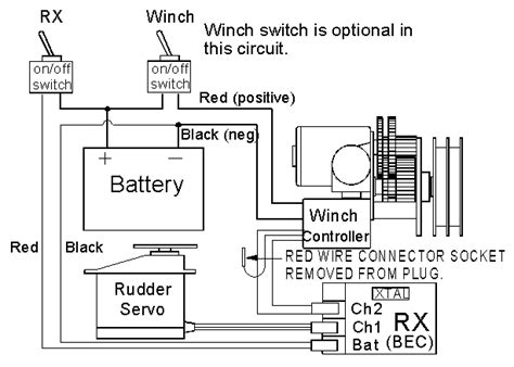 boat winch wiring diagram wiring diagram with description