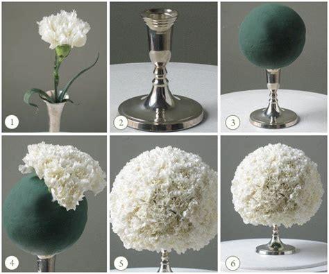 cheap wedding centerpieces diy diy wedding ideas white carnation centerpiece