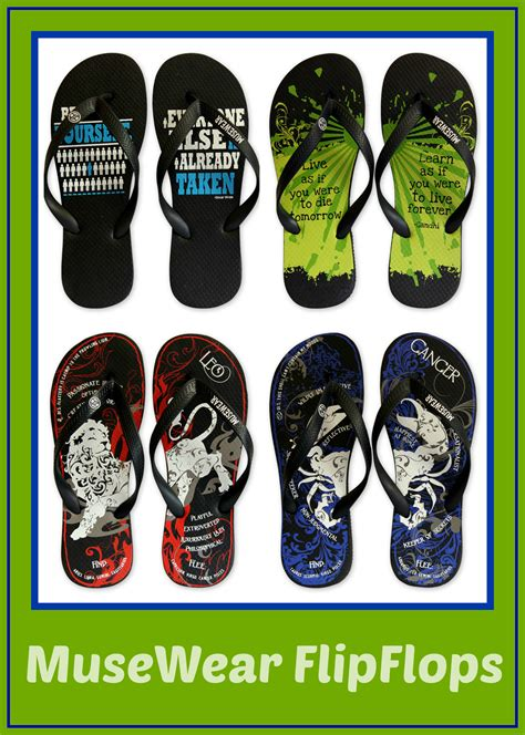Flip Flop Giveaways - musewear flip flops giveaway ends 06 15 tales from a southern mom