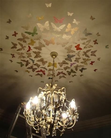 baby moths in bedroom butterflies on the ceiling design inspiration planet