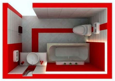 desain kamar mandi minimalis ukuran   unik desain