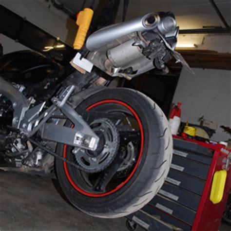 Tieferlegung Motorrad Einbauen by Alphatechnik Legt Tief Motorrad News