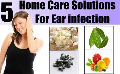 home remedies of ear infection how to cure an ear