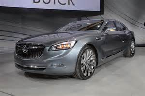 Buick 2015 Cars Naias 2015 Buick Reveals Avenir Concept Ahead Of Show