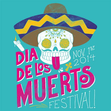 Dia De Los Muertos Poster by coffeestained on DeviantArt