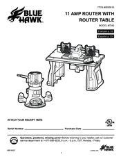 Blue Hawk 7343 Manuals