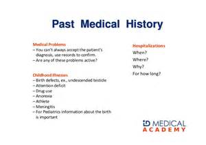 history taking skills