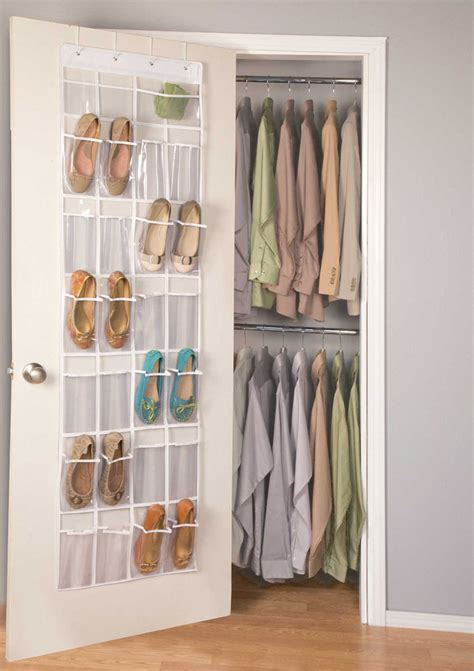 small storage closet 9 storage ideas for small closets contemporist