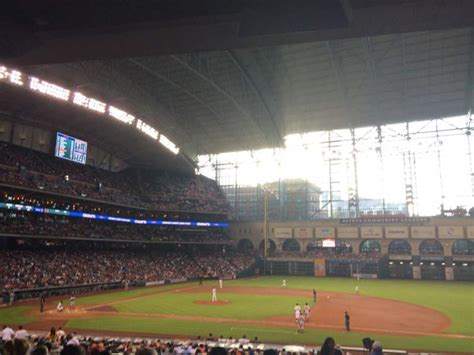 minute maid park interactive baseball seating chart