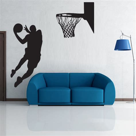basketball wall murals compare prices on sports wallpapers shopping buy low price sports wallpapers at factory