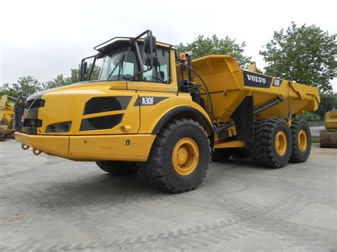 volvo rock trucks volvo a 30f rigid dumper rock truck from for sale
