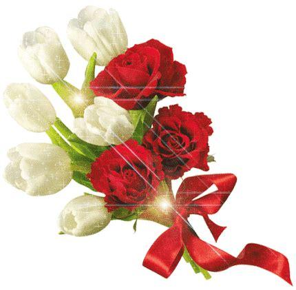 imagenes de flores brillantes im 225 genes de amor con movimiento corazones rosas flores