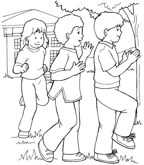 i will follow jesus coloring page