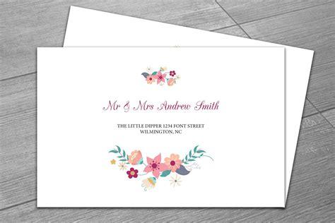 wedding envelope template wedding templates creative